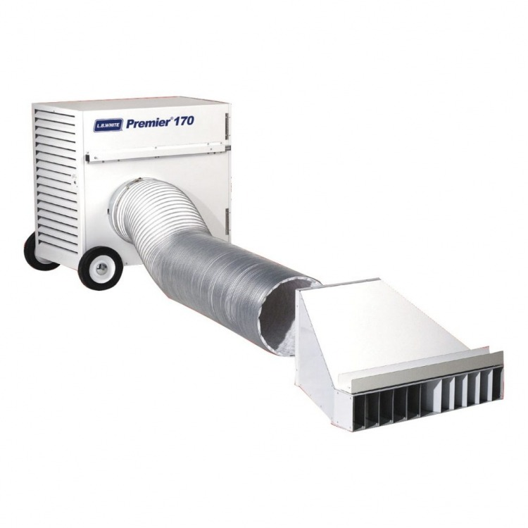 Propane Blower Heaters